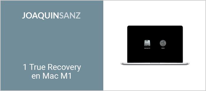 Joaquin-Sanz - 1 True Recovery en Mac M1