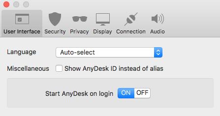 Joaquin Sanz - AnyDesk para Apple macOS como alternativa a TeamViewer - Imagen 3