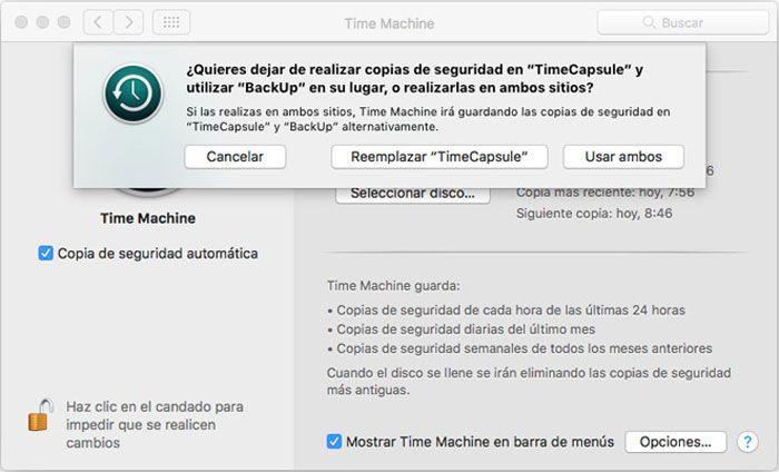 Joaquin Sanz - Copias de Seguridad en Apple macOS - Imagen 1
