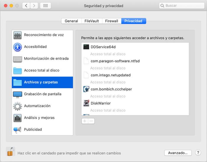 Joaquin Sanz - Haz Seguro tu Sistema Apple macOS - Privacidad Imagen 3