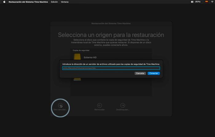 Joaquin Sanz - Recuperación de macOS, guía definitiva - Time Machine