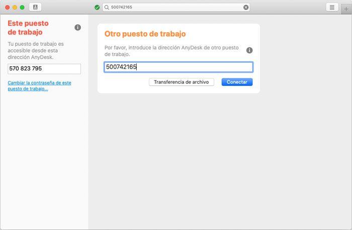 Joaquin Sanz - La aplicación AnyDesk Apple macOS - Imagen 13