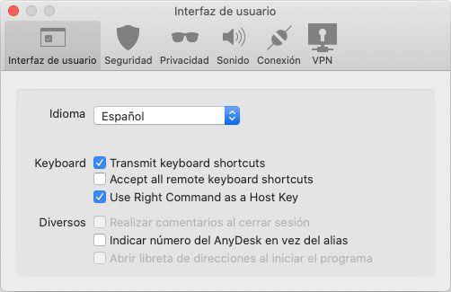 Joaquin Sanz - La aplicación AnyDesk Apple macOS - Imagen 6